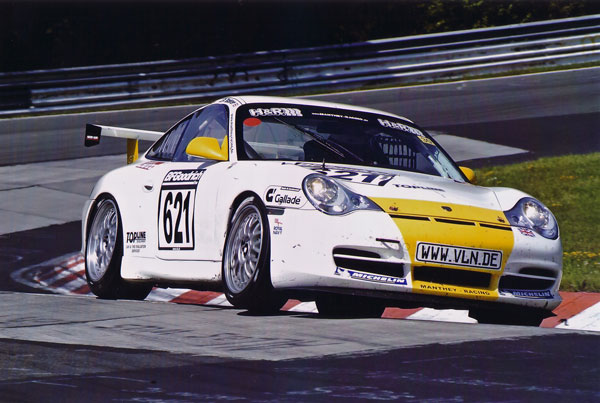VLN 2005 Manthey Racing